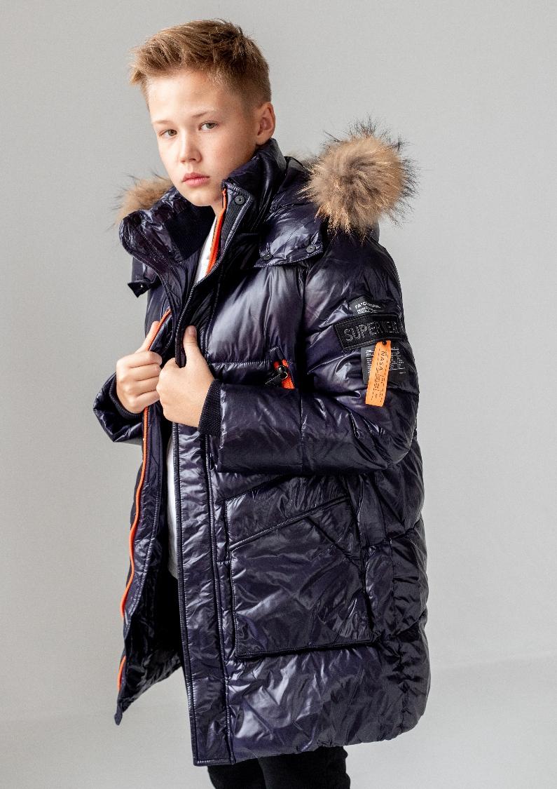 0595 Куртка зимняя Anernuo