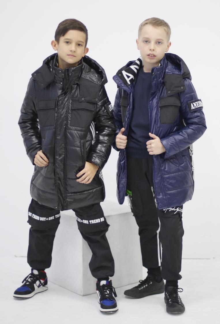 0548-S Куртка Anernuo для мальчика